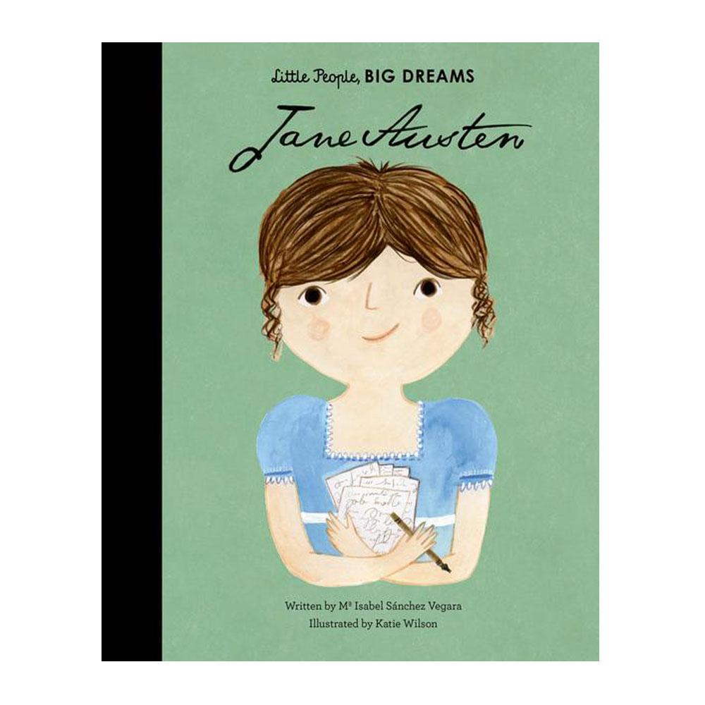 Bilderbuch Jane Austin von Little People, Big Dreams auf www.mina-lola.com