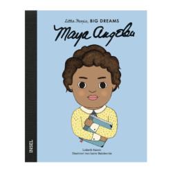 Bilderbuch Maya Angelou von Little People, Big Dreams auf www.mina-lola.com