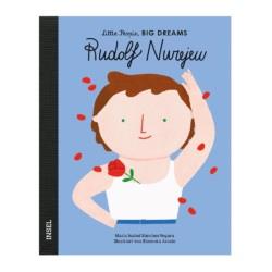 Bilderbuch Rudolf Nurejew von Little People, Big Dreams auf www.mina-lola.com