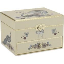 Aufbewahrungsbox Treasure Box Girl von Konges Sløjd auf www.mina-lola.com