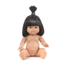 Baby Puppe GORDI Jade Paola Reina auf www.mina-lola.com