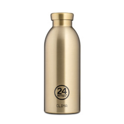24bottles Thermosflasche Prosecco Gold 500ml auf www.mina-lola.com