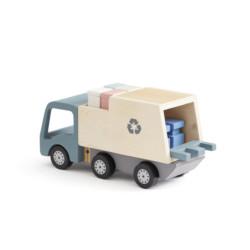 Müllwagen AIDEN von Kids Concept auf www.mina-lola.com