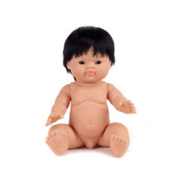 Baby Puppe GORDI Jude Paola Reina auf www.mina-lola.com