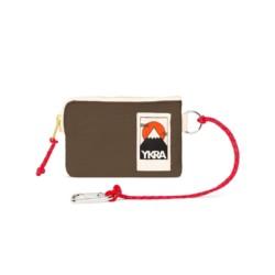 Mini Wallet KHAKI von YKRA auf www.mina-lola.com
