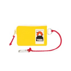 Mini Wallet YELLOW von YKRA auf www.mina-lola.com